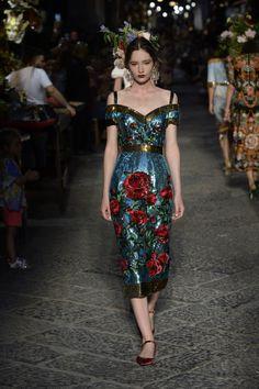Dolce & Gabbana | Haute Couture - Autumn 2016 | Look 5