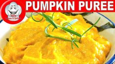PURÊ DE ABÓBORA OU JERIMUM, PUMPKIN PUREE, MASHED PUMPKIN Good Food, Yummy Food, Tasty, My Recipes, Amazing Recipes, Chocolate Pies, Best Food Ever, Pumpkin Puree, Curry