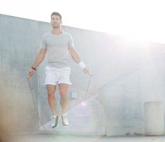 Get in beach-body shape with these 10 high-powered interval workouts.