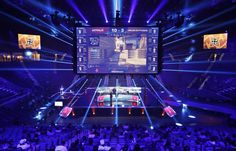 Las Vegas Hopes New E-Sports Arena Will Appeal to Millennial Travelers