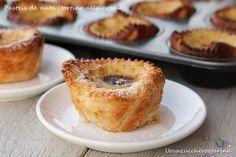 tortine alla crema portoghesi pasteis de nata