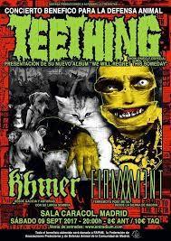 Long Live The Loud 666: CONCIERTO BENEFICO PARA LA DEFENSA ANIMAL CON TEET...