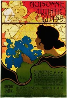 Alphonse's Room: Art Nouveau - posters, adds, covers
