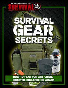 Survival Kits, Bug-Out Bag, Urban Survival, Social Collapse