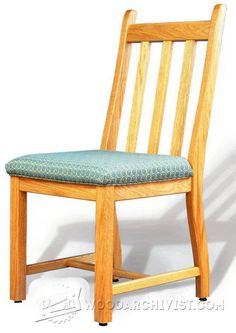 2320 Dining Room Chair Plans