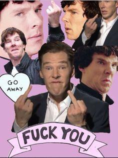 Benedict Cumberbatch -- Oh, Benny! ;)