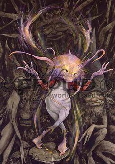 Brian Froud Art - worldoffroud.com