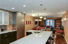Sleek Home with Skyline Views for Sale near South Street - On The Market - Curbed Philly