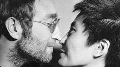 Eskimo kiss (John and Yoko)