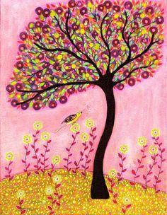 Art - Trees, Tree of Life