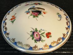Syracuse Lady Louise Casserole Covered Vegetable Bowl Lid - LID ONLY Excellent #SyracuseChina