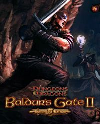 Baldur's Gate II: Enhanced Edition (PC) okładka
