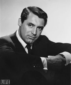 Cary Grant. Still the man to beat, and no one has managed yet.