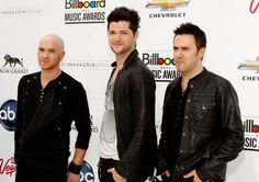 The Script on the red carpet at the Billboard Music Awards Great Bands, Cool Bands, Soundtrack To My Life, The Script, Billboard Music Awards, Abs, In This Moment, Songs, My Love