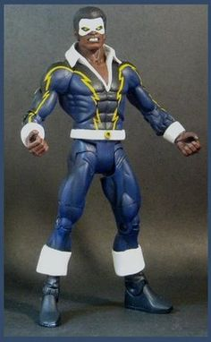 toycutter: Black Lightning action figure