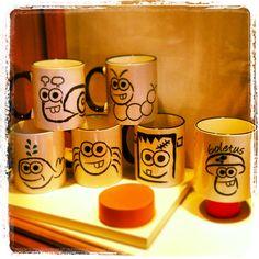 Han llegado los nuevos mugs!