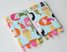 Baby Carrier Sucking/Teething/Drool Pads by twolittlemonkies