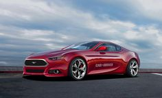 2015 Ford Mustang ? #concept