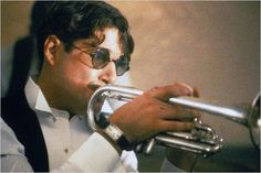 richard gere plays cornet (for real) in francis ford coppola's ''the cotton club'' (1984)