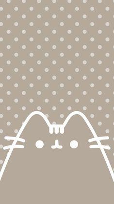 #pusheencat Phone wallpaper/background.