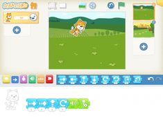 Free Technology for Teachers: Scratch Jr. Provides a Great Environment for Learning About Programming