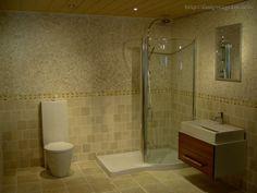 Tiling Bathroom Walls Ideas