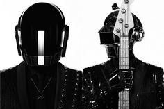 Daft Punk Poster in Illustrator | Abduzeedo Design Inspiration & Tutorials