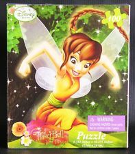 Disney Fairies Tinkerbell Lost Treasure 100 Piece Puzzle Disney Fairies, Tinkerbell, 100 Piece Puzzles, Candy Dishes, Disney Love, Framed Artwork, Candle Holders, Lost, Christmas Ornaments