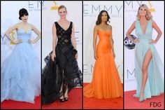 Emmy Awards 2012 red carpet arrivals: The complete fashion breakdown #EMMYS