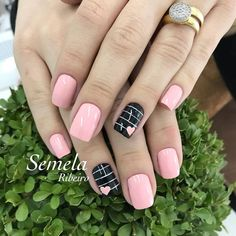 Holiday Nails, Christmas Nails, Nail Color Combinations, Valentine Nail Art, Christmas Cake Decorations, Christmas Nail Designs, Classy Nails, Color Street Nails, Make Me Up