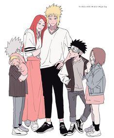 Anime Naruto, Naruto And Kushina, Naruto Fan Art, Naruto Uzumaki Shippuden, Naruto Comic, Wallpaper Naruto Shippuden, Naruto Cute, Naruto Girls, Naruto Wallpaper