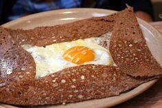 Breizh Cafe, Paris  http://www.yelp.com/biz/breizh-café-paris-2  109 rue Vieille du Temple  75003 Paris  Neighborhoods: Marais Nord, Marais, 3ème