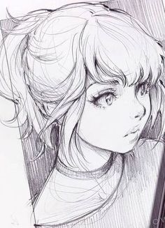 Ideias para desenho The Effective Pictures We Offer You About anime dessin noir et blanc A quality p Anime Drawings Sketches, Cool Art Drawings, Pencil Art Drawings, Anime Sketch, Manga Drawing, Manga Art, Anime Art, Manga Anime, Hipster Drawings
