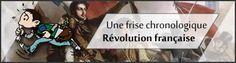 Frise chronologique collaborative sur la Révolution Française avec TimelineJS #EcoleNumerique