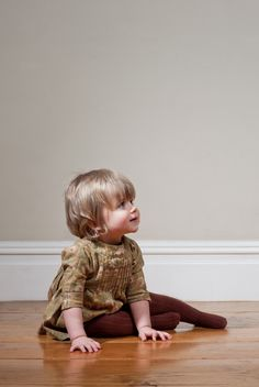 Caramel Baby and Child winter 2012, Liberty prints in Art Nouveau styles are used throughout the collection.