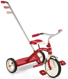 #RadioFlyer Classic Red Trike #giftlibrary £125