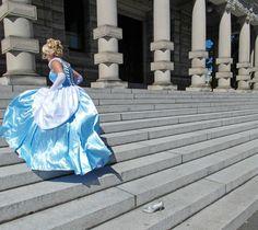 Cinderella & Prince Charming Cosplay
