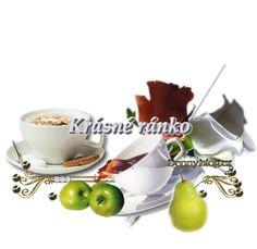 Ráno « Rubrika   OBRÁZKY PRO VÁS Sugar Bowl, Bowl Set, Tableware, Facebook, Dinnerware, Tablewares, Dishes, Place Settings