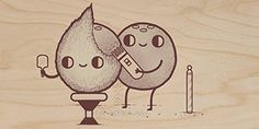 'Coconut Shavings' Barber Humor - Plywood Wood Print Poster Wall Art