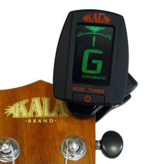 Kala Klipz are quality tuners that are made perfectly for our ukes. Clip on tuners are hands free for easy tuning. Powered by a small CR style battery. Don't forget this when ordering your new Kala uk