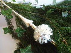 CHRISTBAUMSPITZE ✬ vintage  Baumspitze  von susduett  auf DaWanda.com