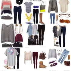cute outfits for teens for school! •middle school•high school• |simple & stylish|