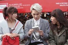 Key & Arisa- and ari's mom- episode 8 We Got Married Global Edition | SHINee's KEY INTERNATIONAL FAN PAGE