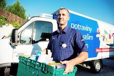 delivering food to door