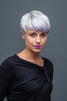 Toms, Androgynous, Trends, Sweet, Hair, Design, Old School Haircuts, Haircut And Color, Hairdressers