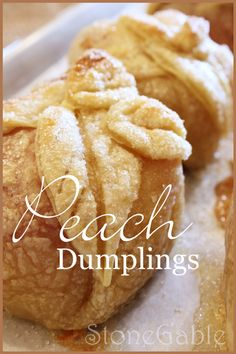 These are sooooo yummy! Made with puff pastry! We eat them for breakfast in Lancaster County!