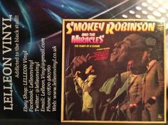 Smokey Robinson And The Miracles Tears Of A Clown LP MFP50422 Motown Soul 60's Music:Records:Albums/ LPs:R&B/ Soul:Motown