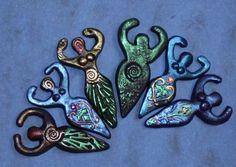 Mica Powder Coated Polymer Clay Jewelry Followup | sari0009 on Xanga