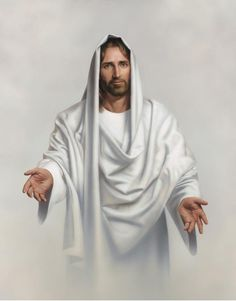 "~Jesus~ ""Abide With Me"" painting by Simon Dewey. Jesus Christ inspires me. Images Du Christ, Pictures Of Jesus Christ, Jesus Pics, Bible Images, Simon Dewey, Image Jesus, Happy Easter Everyone, Lds Art, Jesus Christus"