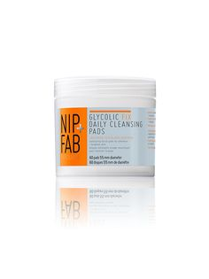 Nip   Fab Glycolic Fix Daily Cleansing Pads, 4.0 Ounce >>> To view further, visit now : Face Cleansers Skin Care